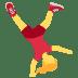 🤸♀️ woman cartwheeling Emoji on Twitter Platform