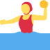 🤽‍♀️ Woman Playing Water Polo Emoji on Twitter Platform
