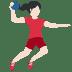 🤾🏻 person playing handball: light skin tone Emoji on Twitter Platform