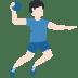 🤾🏻♂️ man playing handball: light skin tone Emoji on Twitter Platform