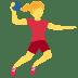 🤾♀️ woman playing handball Emoji on Twitter Platform
