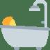 🛀 person taking bath Emoji on Twitter Platform
