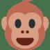 🐵 monkey face Emoji on Twitter Platform