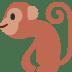 🐒 monkey Emoji on Twitter Platform