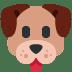 🐶 Mukha ng Aso Emoji sa Twitter Platform