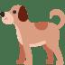 🐕 dog Emoji on Twitter Platform