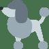 🐩 poodle Emoji on Twitter Platform