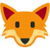 🦊 Fox Emoji on Twitter Platform