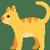 🐈 cat Emoji on Twitter Platform