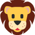 🦁 lion Emoji on Twitter Platform