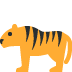 🐅 tiger Emoji on Twitter Platform