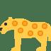 🐆 leopard Emoji on Twitter Platform