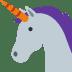 🦄 unicorn Emoji on Twitter Platform