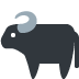 🐃 water buffalo Emoji on Twitter Platform