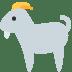 🐐 goat Emoji on Twitter Platform
