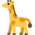 🦒 giraffe Emoji on Twitter Platform
