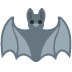 🦇 bat Emoji on Twitter Platform