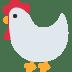 🐓 rooster Emoji on Twitter Platform