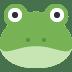 🐸 frog Emoji on Twitter Platform