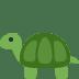 🐢 Schildkröte Emoji auf Twitter-Plattform