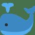 🐳 spouting whale Emoji on Twitter Platform