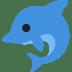 🐬 dolphin Emoji on Twitter Platform