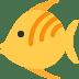 🐠 Tropische Fische Emoji auf Twitter-Plattform