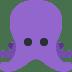 🐙 octopus Emoji on Twitter Platform