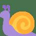 🐌 snail Emoji on Twitter Platform