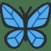 🦋 butterfly Emoji on Twitter Platform
