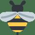 🐝 honeybee Emoji on Twitter Platform