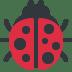 🐞 Lady Beetle Emoji on Twitter Platform