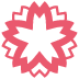 💮 White Flower Emoji on Twitter Platform