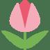 🌷 tulip Emoji on Twitter Platform