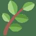 🌿 herb Emoji on Twitter Platform