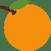 🍊 tangerine Emoji on Twitter Platform