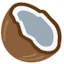 🥥 coconut Emoji on Twitter Platform