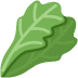 🥬 leafy green Emoji on Twitter Platform