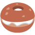 🥯 Bagel Emoji on Twitter Platform