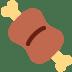 🍖 meat on bone Emoji on Twitter Platform