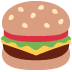 🍔 hamburger Emoji on Twitter Platform