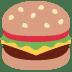 🍔 Hamburger Emoji on Twitter Platform