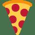 🍕 ピザ Twitterプラットフォーム上の絵文字