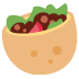 🥙 stuffed flatbread Emoji on Twitter Platform