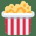 🍿 Pop corn Emoji sur la plateforme Twitter