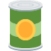 🥫 canned food Emoji on Twitter Platform