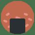 🍘 rice cracker Emoji on Twitter Platform