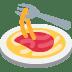 🍝 spaghetti Emoji on Twitter Platform