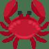 🦀 Crab Emoji on Twitter Platform