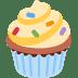 🧁 Cupcake Emoji on Twitter Platform